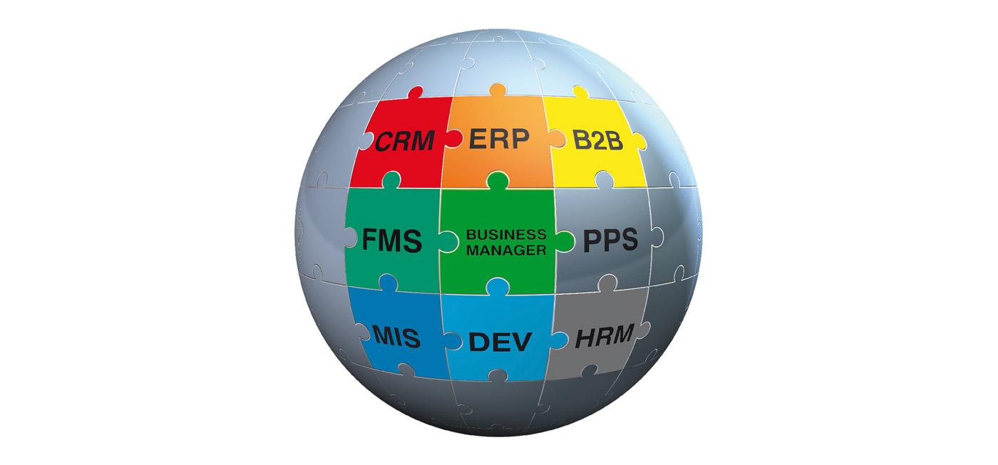 Myfactory CRM & ERP