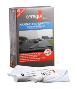 ceragol ultra - Clean & Protect Autoscheiben Set - Nano Innovationen